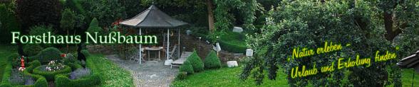 Forsthaus Nussbaum